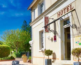 Hôtel Clair Cottage - Chenonceaux - Gebäude