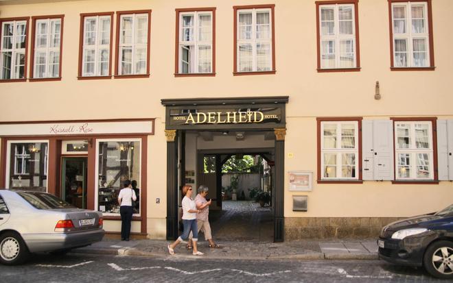 Adelheid Hotel Garni - Quedlinburg - Rakennus