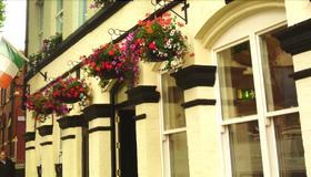 Phoenix Park Hotel - Dublin - Outdoor view