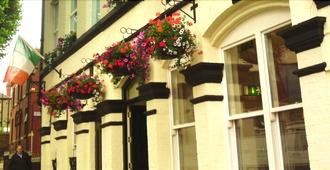 Phoenix Park Hotel - Dublin - Udsigt