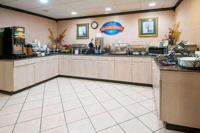 Baymont by Wyndham Hattiesburg - Hattiesburg - Buffet