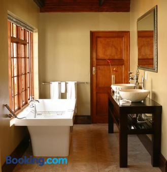 Woodall Country House and Spa - Addo - Phòng tắm