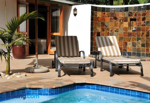 Woodall Country House and Spa - Addo - Ban công