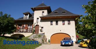 Demeure d'hôtes Les Irisynes - Chambéry