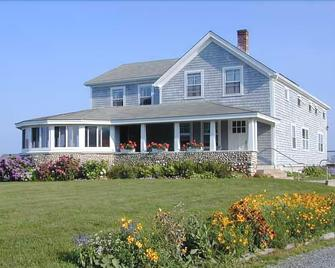 Rose Farm Inn - Block Island - Gebouw