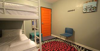 Hi - Austin Hostel - Austin - Bedroom