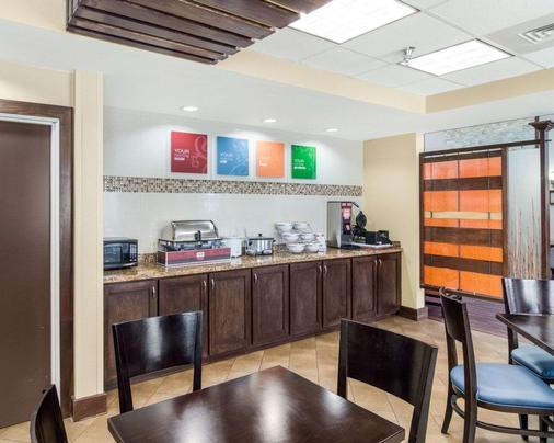 Comfort Suites Odessa - Odessa - Buffet