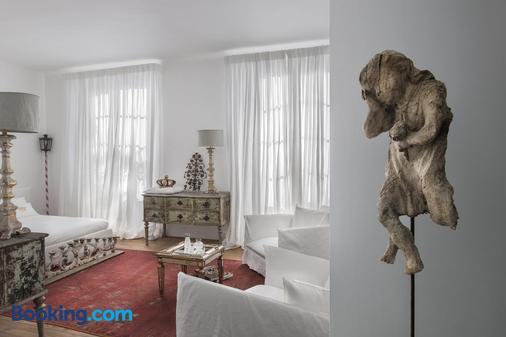 L'hôtel Particulier - Arles - Phòng khách