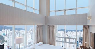 Kolon Seacloud Hotel - Busan - Bedroom