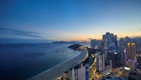 Kolon Seacloud Hotel - Busan - Outdoor view