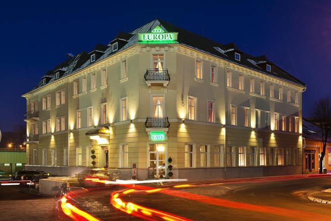 Hotel Europa - Poprad - Κτίριο