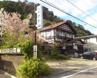 Minsyuku Satoyama - Tsuwano - Gebouw