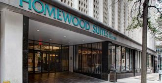 Homewood Suites by Hilton Richmond-Downtown - Richmond - Bina
