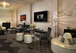 聯合廣場酒店 - 舊金山 - 休閒室