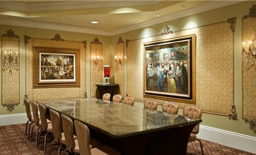 Le Pavillon Hotel - New Orleans - Dining room
