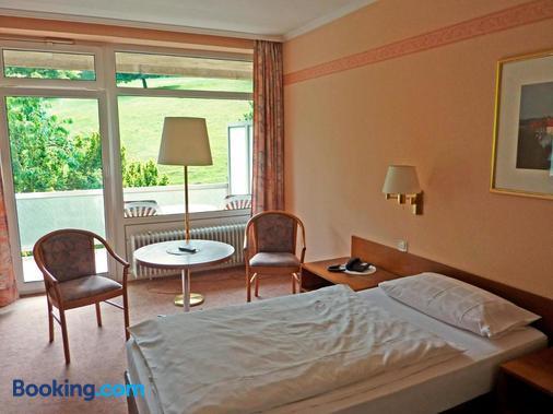 Waldhotel Felsenkeller - Bad Iburg - Bedroom