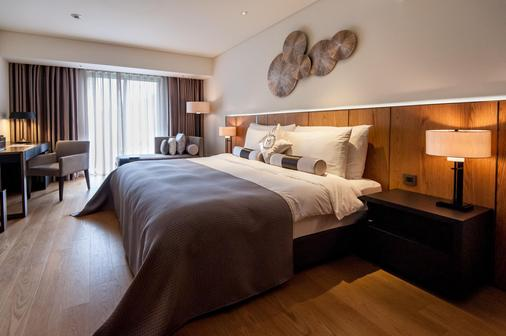 Madison Taipei Hotel - Taipei - Bedroom