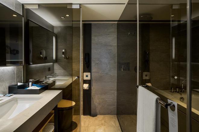 Madison Taipei Hotel - Taipei - Bathroom