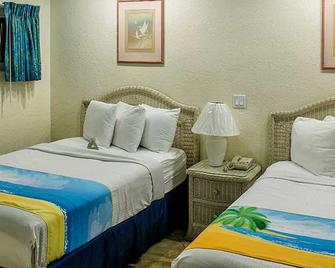 Bay Palms Waterfront Resort - Hotel and Marina - Saint Pete Beach - Bedroom