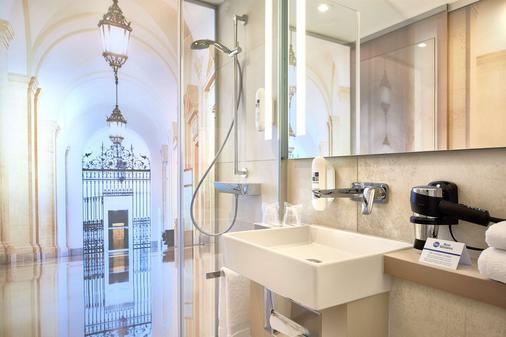 Best Western Hotel Leipzig City Center - Leipzig - Bathroom