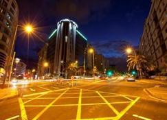 Hotel Silken Atlántida Santa Cruz - Santa Cruz de Tenerife - Widok na zewnątrz