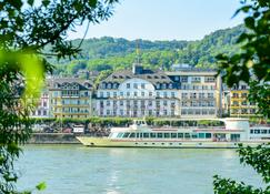 Bellevue Rheinhotel - Boppard - Widok na zewnątrz