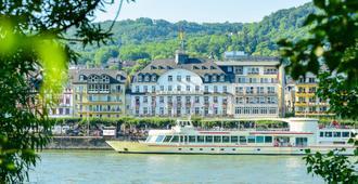 Bellevue Rheinhotel - Boppard - Outdoor view