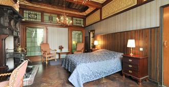 Hotel Johannes Vermeer - Delft - Camera da letto