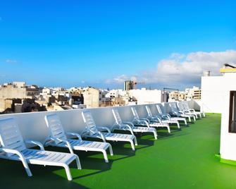 Hostal San Gines - Arrecife - Balkon