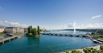 Four Seasons Hotel des Bergues Geneva - Geneva - Outdoor view