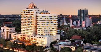 Sofitel Saigon Plaza - Ho Chi Minh City - Outdoors view