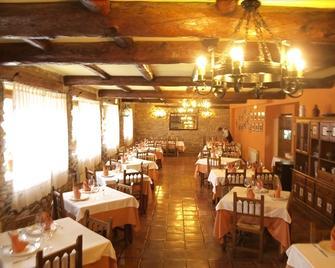 Hotel La Vega - Alcalá de la Selva - Restaurant