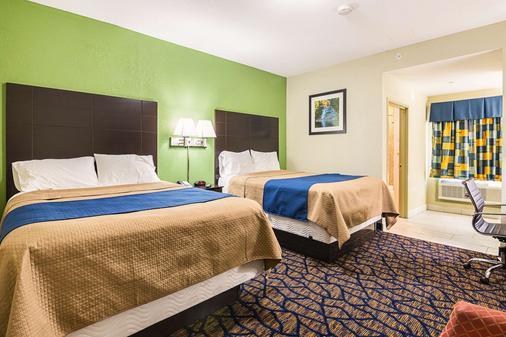 Rodeway Inn & Suites - Ithaca - Schlafzimmer