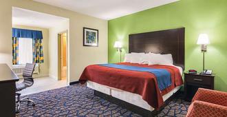 Rodeway Inn & Suites - Ithaca - Bedroom
