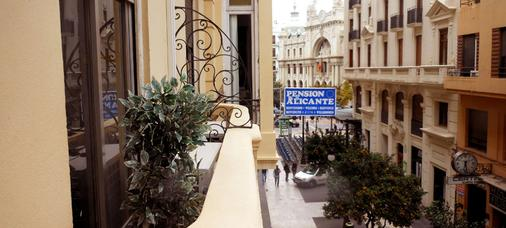 Pension Alicante - Valencia - Outdoor view