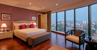 The Waverly Hotel & Residences - Bengaluru - Bedroom