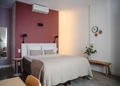 Hotel Linnen - Nimega - Habitación
