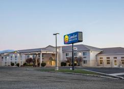 Comfort Inn and Suites Beaver - Interstate 15 North - Beaver - Edificio