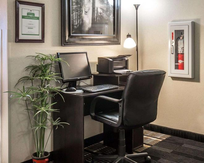 Comfort Inn and Suites Beaver - Interstate 15 North - Beaver - Business centre