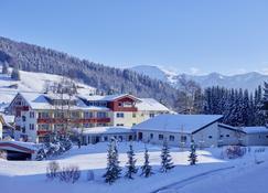 Hotel Kronenhof - Oberstaufen - Edifício