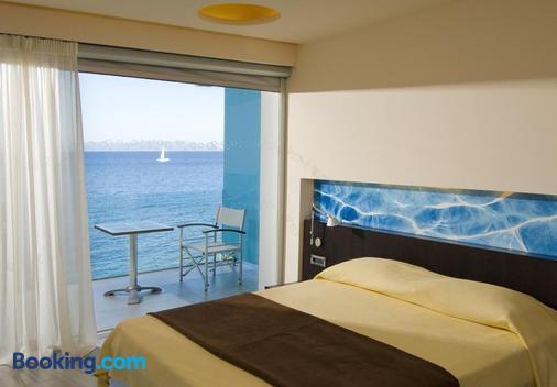 Kos Aktis Art Hotel - Kos - Bedroom