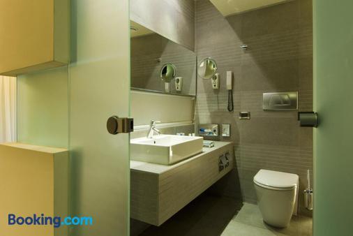 Kos Aktis Art Hotel - Kos - Bathroom