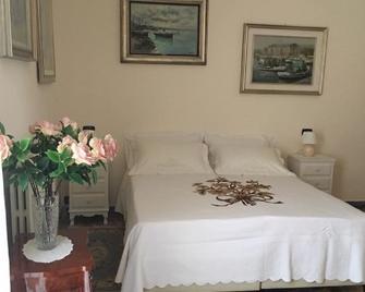 B&B Alxenìa - Crotone - Schlafzimmer