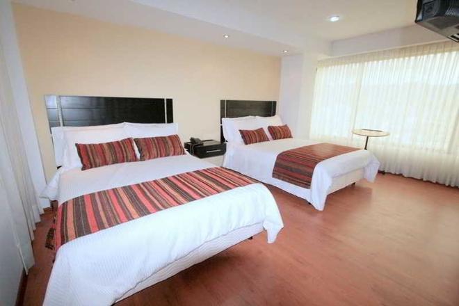 Hotel Airport Travel - Bogotá - Bedroom