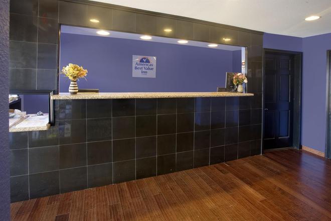 Americas Best Value Inn Waco - Waco - Vastaanotto