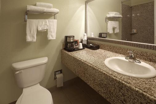 Americas Best Value Inn Waco - Waco - Μπάνιο