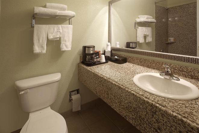 Americas Best Value Inn Waco - Waco - Kylpyhuone