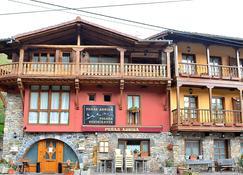 Posada Peñas Arriba - Camaleño - Building