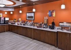 Best Western PLUS Fort Stockton Hotel - Fort Stockton - Buffet