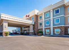 Best Western PLUS Fort Stockton Hotel - Fort Stockton - Building